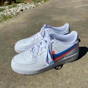 """nike air force ones """"3D"""""""